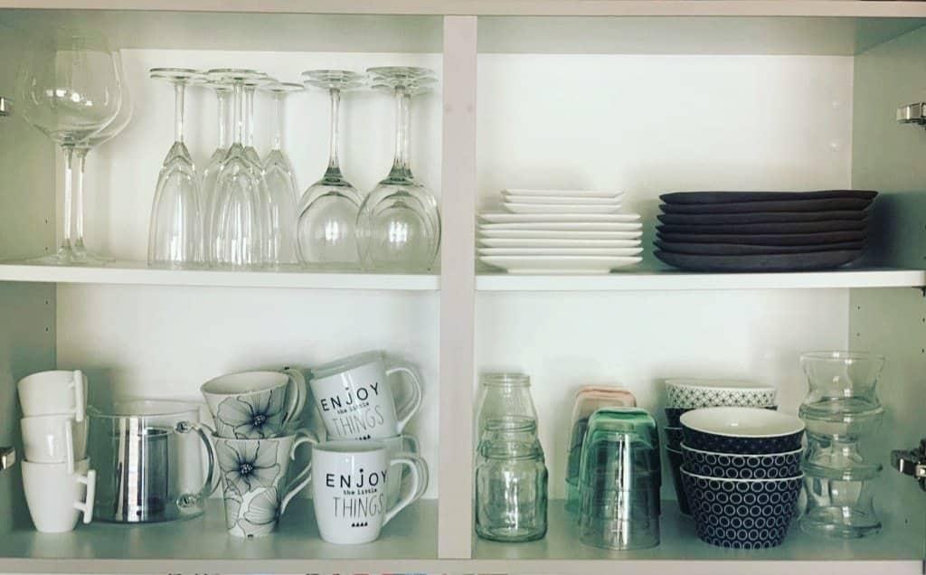 Zero Waste Pantry Cabinet