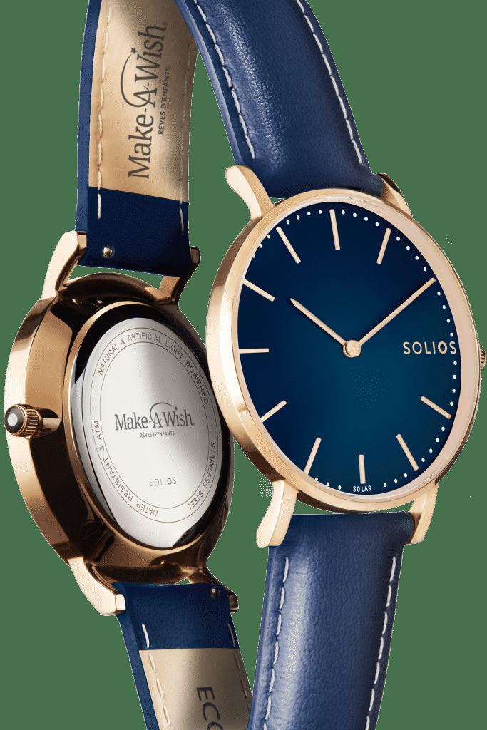 Make A wish Solios Watch