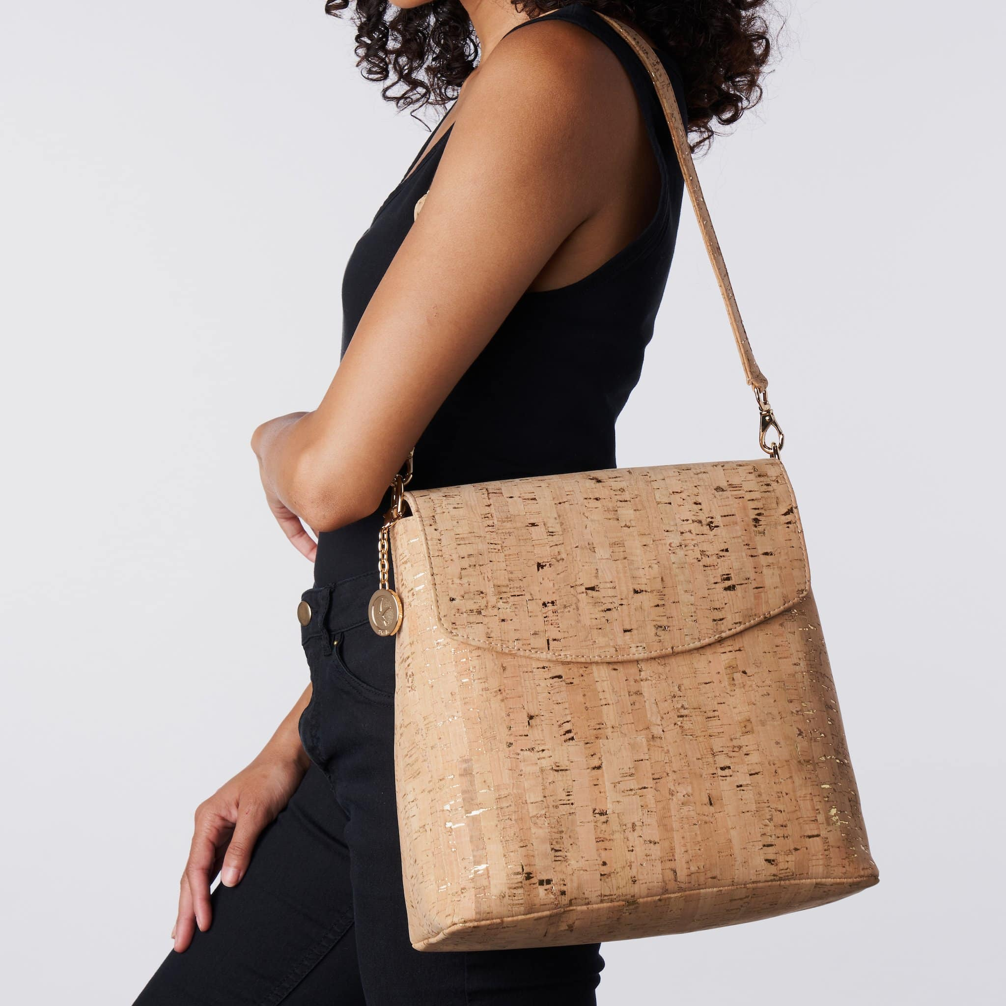 Svala vegan leather bag