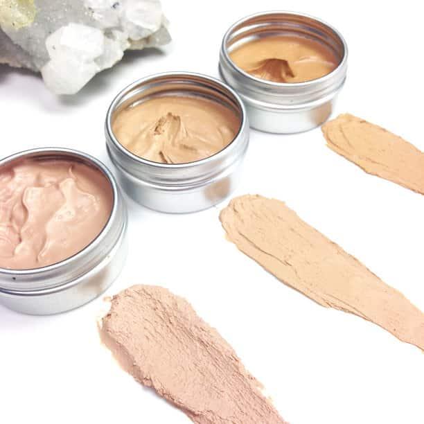 Dirty hippie cosmetics vegan concealer