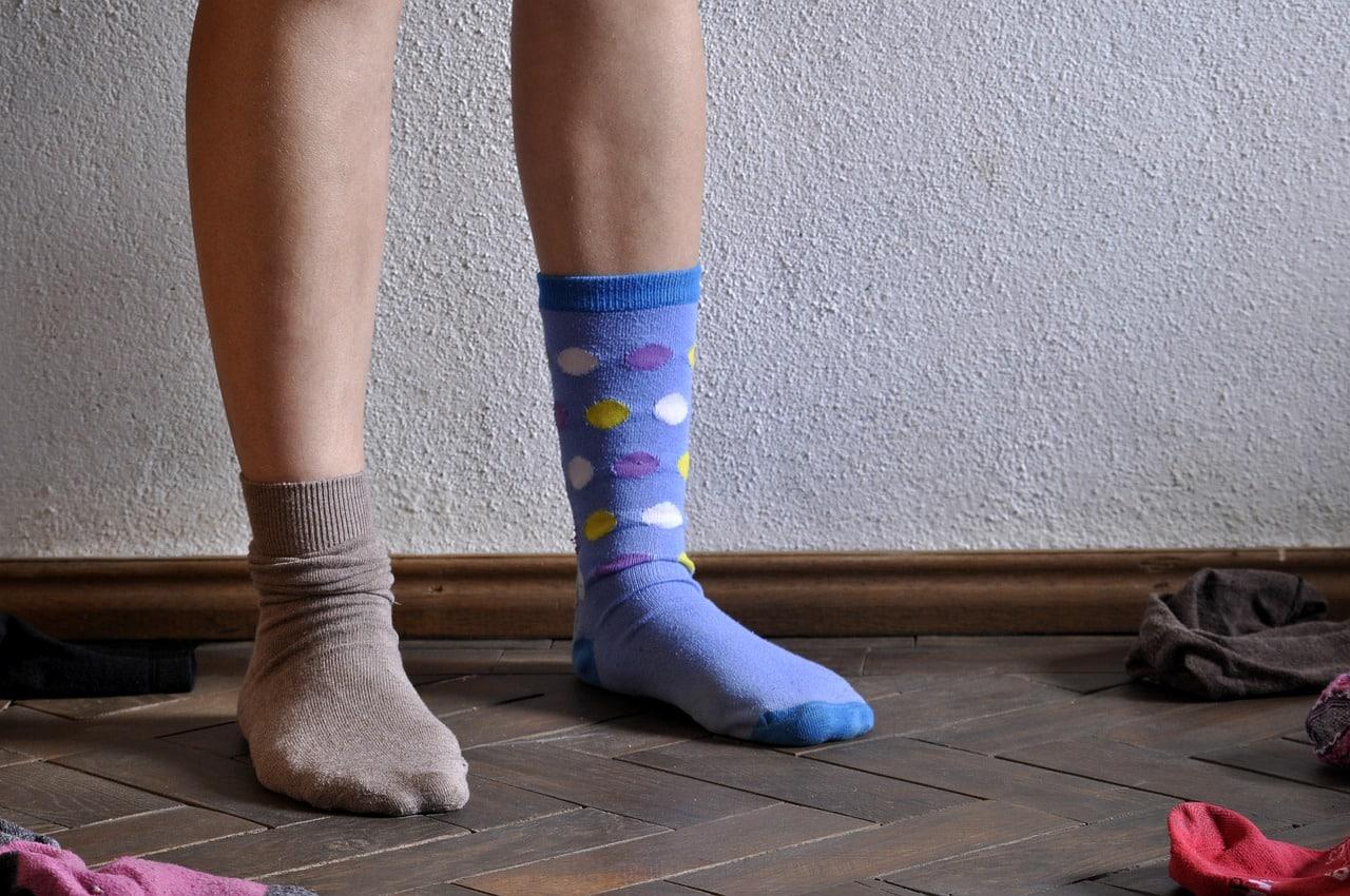 odd socks, sock, different socks