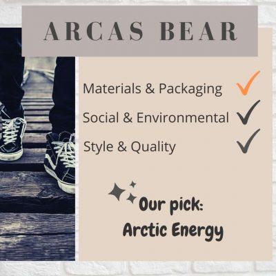 arcas bear graph