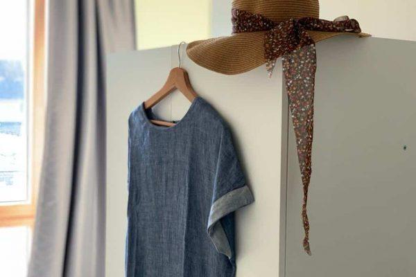 Dress & Hat