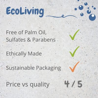 Ecoliving Dish Soap