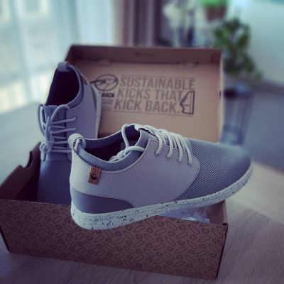 sustainable sneakers from Saola
