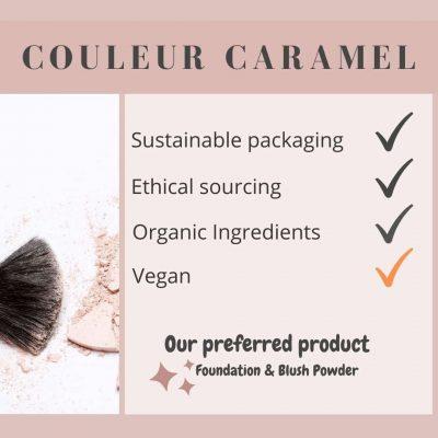 Coleur Caramel Brand Facts