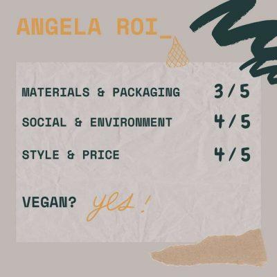eco friendly purses angela roi