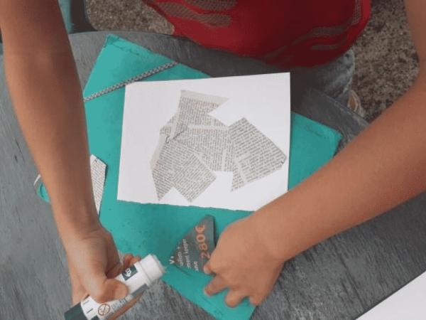 Reusing paper