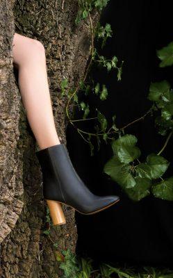 Sydney Brown vegan shoes