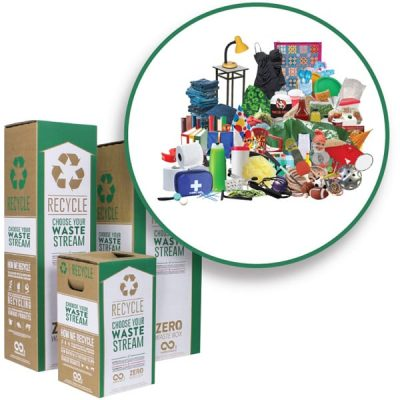 Terracycle all in one zero waste box