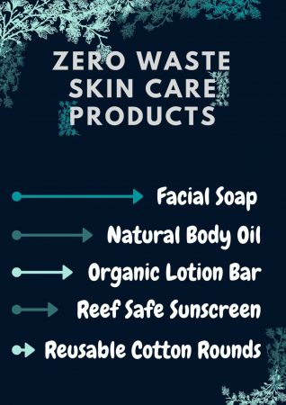 Zero waste skin care products list
